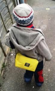 MIB with bag