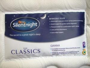 mattress trial