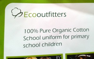 School trousers for eczema