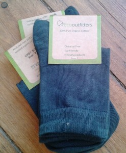 100% Pure Organic Cotton school socks
