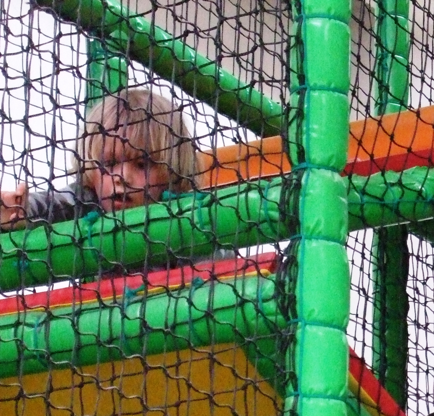 Handling soft play with an eczema child