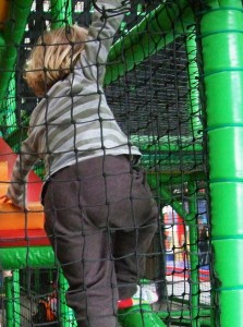 Eczema and softplay