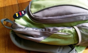 Our everyday bag for MyItchyBoy